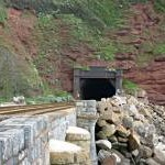 The Entrance to Parsons Tunnel