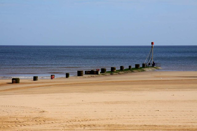 Humberston Beach Dog Friendly