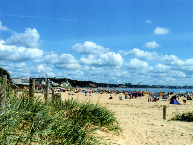 Sandbanks Beach (Poole) - Dorset