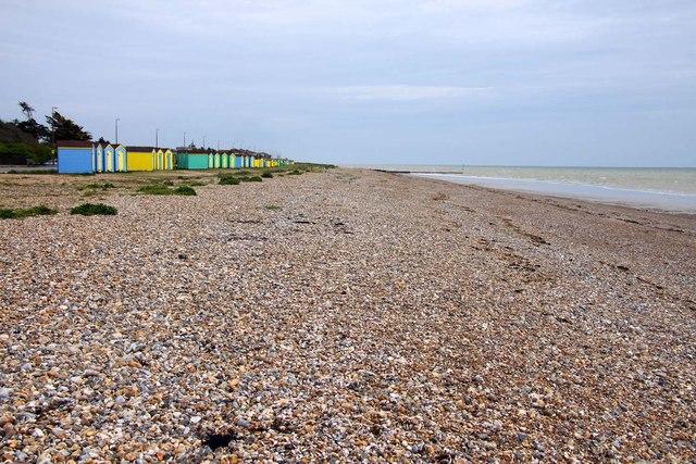 Littlehampton Sand Beach Postcode