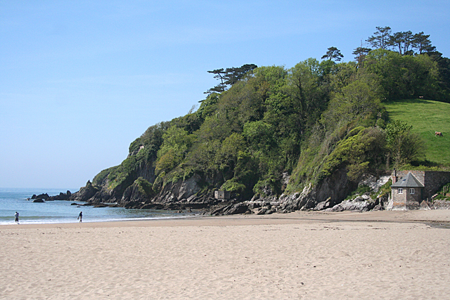 Meadowsfoot Beach (Mothecombe) - Devon