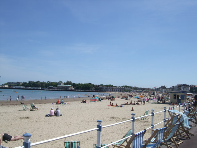Weymouth Beach - Dorset