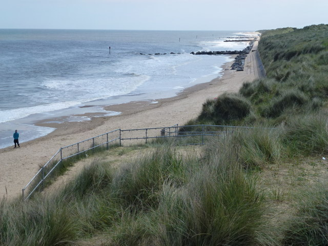 Waxham Beach - Norfolk