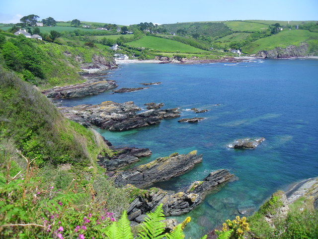 Talland Bay - Cornwall