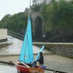 A wet Saturday in East Looe