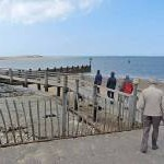 Boardwalk to the beach, Wells-next-the-Sea