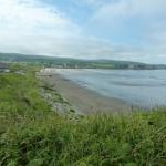 Newport Sands from the Pembrokeshire Coast Path