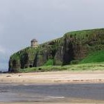 Downhill Strand and Mussenden Temple