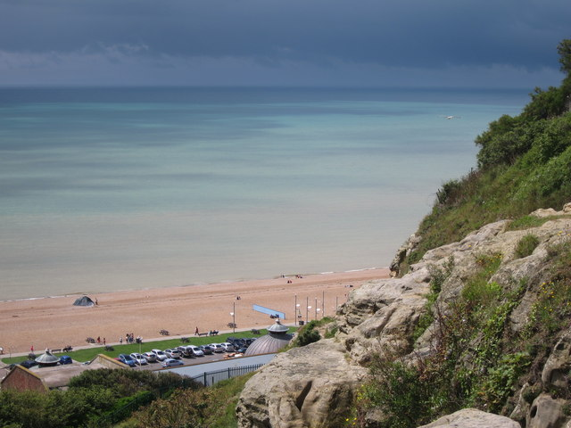 Hastings Beach - East Sussex