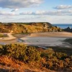3 Cliffs Bay - Gower Peninsula