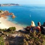 Beauport, St Brelade in Jersey - the Channel Islands