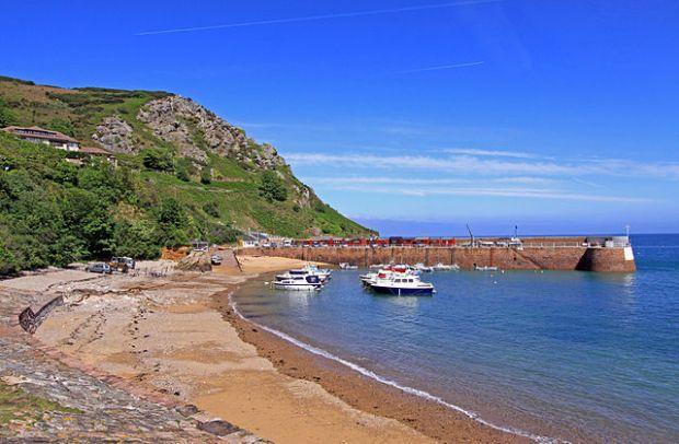 Isle Of Jersey Channel Islands