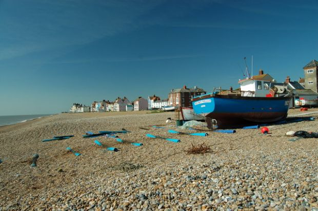 Aldeburgh Beach - Suffolk