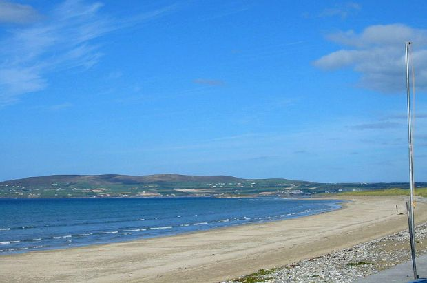 Banna Strand Beach - County Kerry