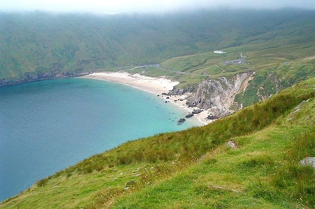 Keem Beach County Mayo Uk Amp Ireland Beaches