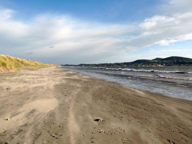 Dollymount strand
