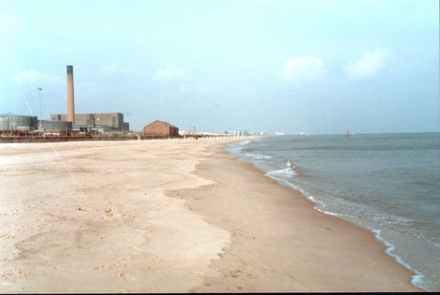 Power Station Beach (Great Yarmouth) - Norfolk