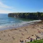 Ballybunion Mens beach