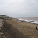 Withernsea foreshore