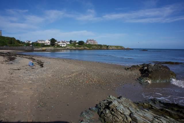 Cemaes - Traeth Bach Beach - Anglesey