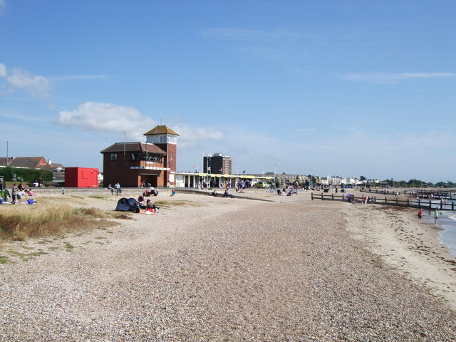Littlehampton Beach - West Sussex