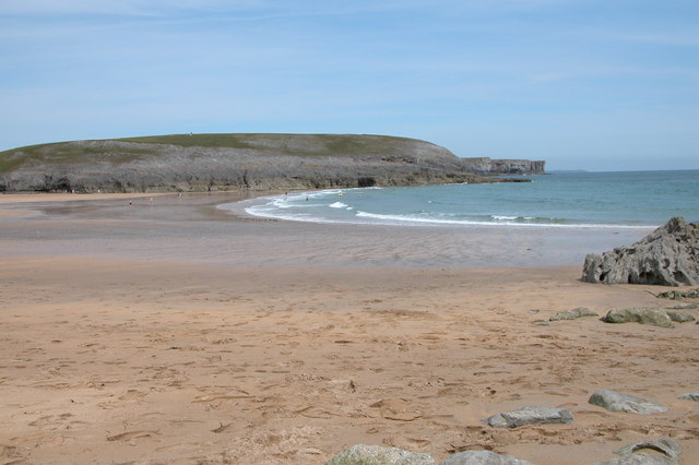 Broadhaven South Beach - Dyfed