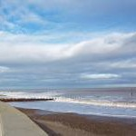 A Bracing Saturday Afternoon in Hornsea
