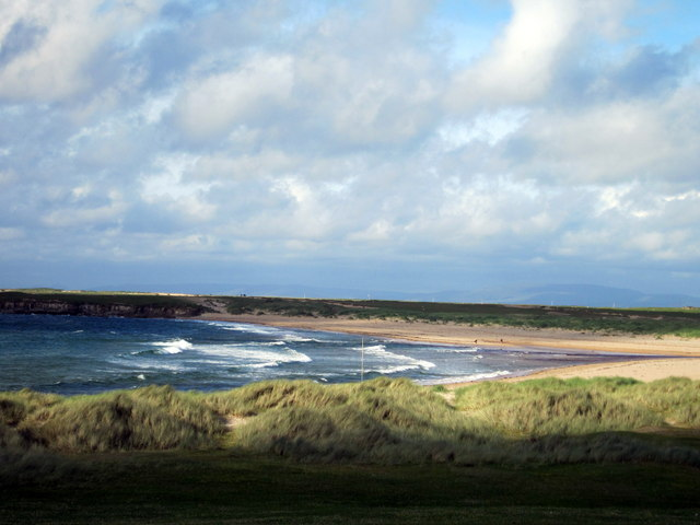 Golden Strand Beach - County Mayo