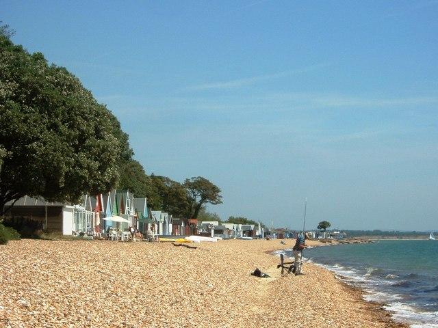 The Beach House Lymington
