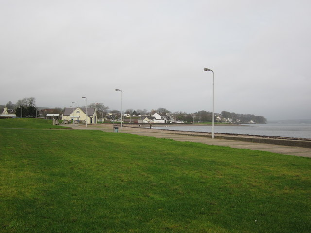 Marine Lake Beach (Stranraer) - Dumfries and Galloway