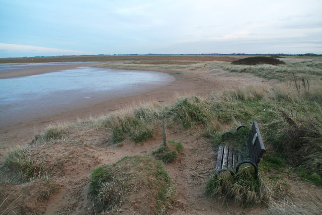 Humberston Fitties Beach - Lincolnshire