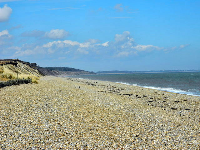 Dunwich Heath Beach - Suffolk