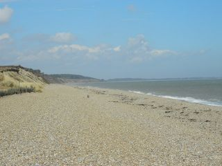 Dunwich Heath Beach