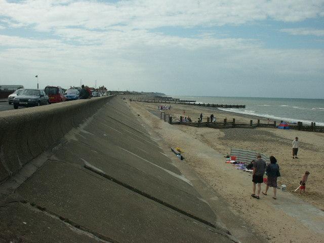 Walcott Beach - Norfolk