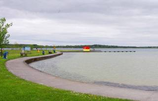 Loughrea Lake Beach