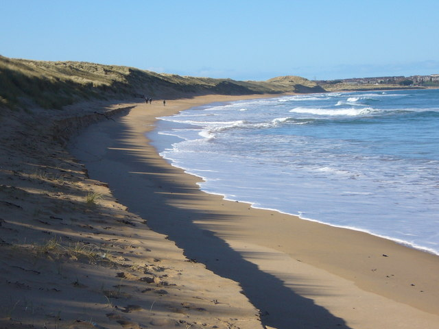 Fraserburgh Waters of Philorth Beach - Grampian