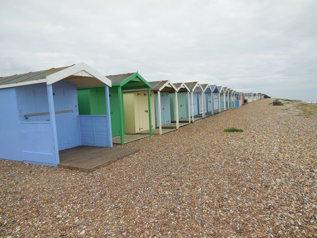 Rustington Beach - West Sussex