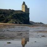Greenan Shore and Castle