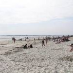 A summer afternoon on West Wittering beach