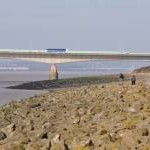 Severn Beach : Severn Estuary