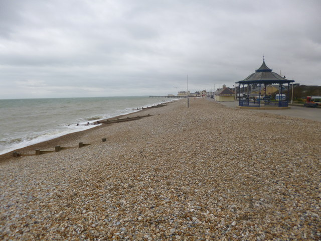 Bognor Regis East Beach - West Sussex