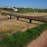 Footbridge, Thurlestone