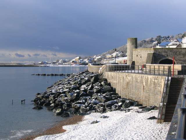 Church Beach (Lyme Regis) - Dorset