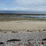Low tide, Golspie beach