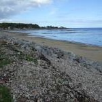Beach and bay, Golspie