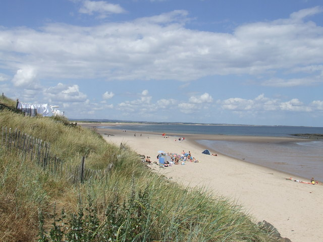 Druridge Bay (South) - Northumberland