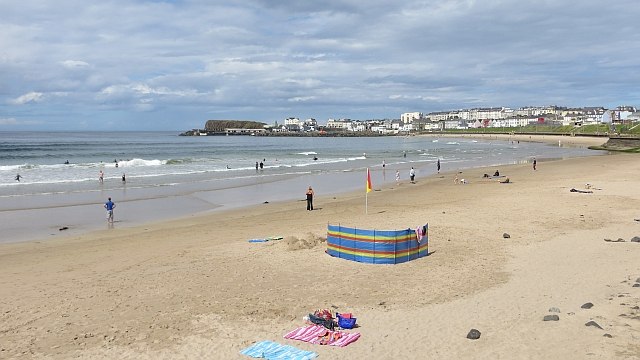 Mill Strand Beach (Portrush) - County Antrim