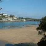 Salcombe and Mill Bay beach