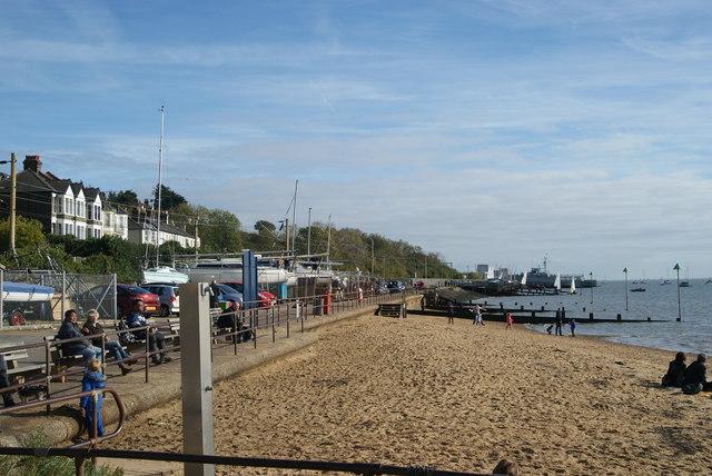 Beaches Cafe Southend