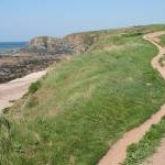 Thurlestone: South West Coast Path